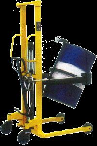 Manual Hydraulic Drum Lifter and Tilter