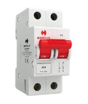 Isolator  MCB Switches
