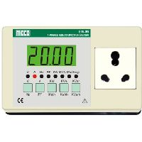 1 PHASE MULTIFUNCTION APPLIANCE METER
