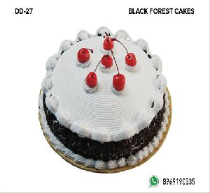 Black Forest Cake 500 gms (DD-27)