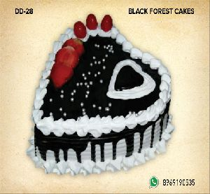 Black Forest Cake (DD-28)