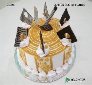 Butterscotch Cake 1000 gms (DD-25)