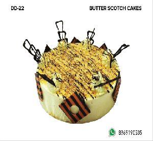 Butterscotch Cake (DD-22)