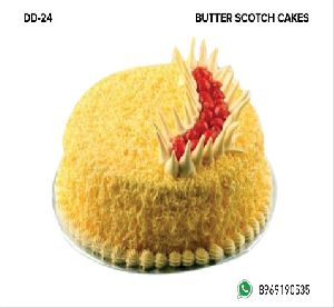 Butterscotch Cake (DD-24)