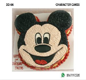 Character Cake (DD-66)