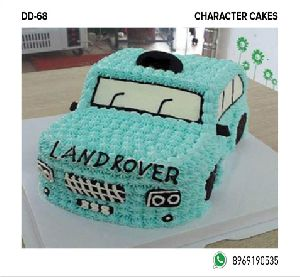 Character Cake (DD-68)