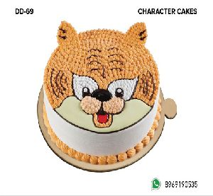 Character Cake (DD-69)
