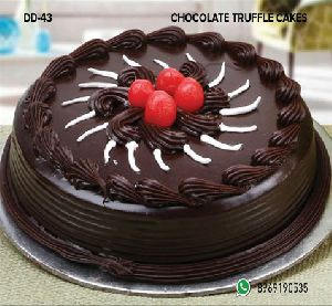 Chocolate Truffle Cake (DD-43)