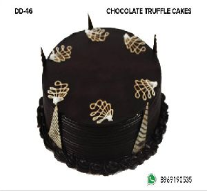 Chocolate Truffle Cake (DD-46)