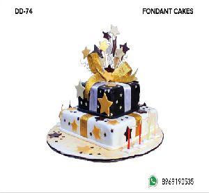 Fondant Cake (DD-74)