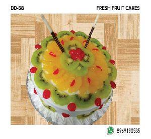 Fresh Fruit Cake (DD-58)