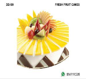Fresh Fruit Cake (DD-59)
