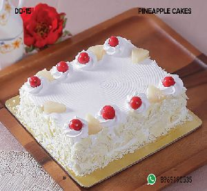 Pineapple Cake (DD - 16)