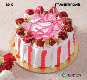 Strawberry Cake (DD-10)