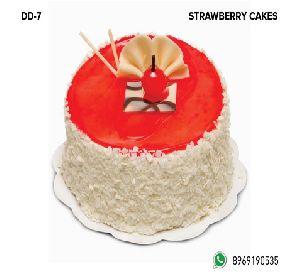 Strawberry Cake (DD-7)