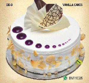 Vanilla Cake 500gms (DD-3)