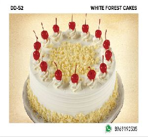 White Forest Cake (D-52)