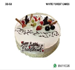 White Forest Cake (D-53)