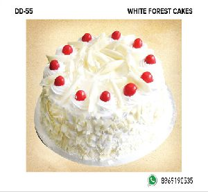 White Forest Cake (D-55)
