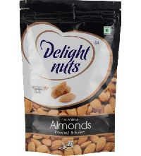 80gm Delight Nuts Roasted Almonds