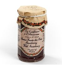 Les Confitures l'Ancienne Strawberry and Wild Strawberry Jam 270gm
