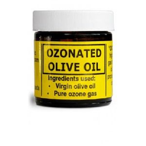 Natural Ozonated Olive Oil