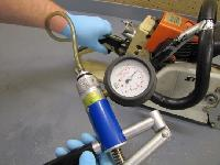 Vacuum Leak Tester  With Vaccum Pump