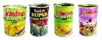 Canned Fruits Vegetables