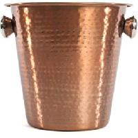 Copper Ice Bucket 01