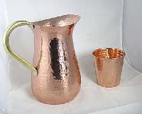 Copper Pitcher 01