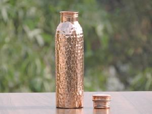 High Quality copper water bottle,