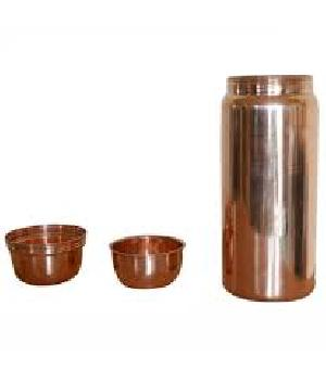 THERMOSE TYPE PURE COPPER BOTTLE