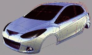 Vehicle Designing Services