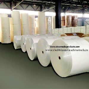 Poly Coated White Paper Rolls