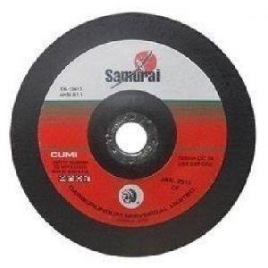 Black Grinding Wheel 01