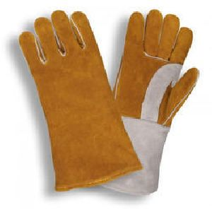 Leather Gloves 01