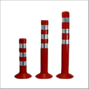 Traffic Cone Spring Post