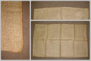 "34"" x 14"" (86 cm x 35.50 cm) Hessian Sandbag"