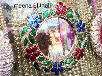 Meena 6F Pooja Thali