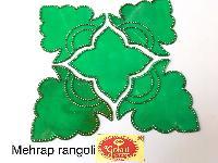 Mehrap Acrylic Rangoli