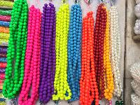 Plastic Pearl Beads 01