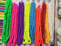 Plastic Pearl Beads
