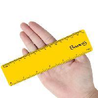 15cm Flat Bookmark Ruler