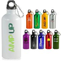 400ML Aluminum Water Bottles