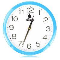 9 Inch Bright Circle Wall Clock