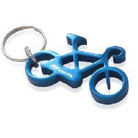 Bicycle Keyring Bottle Opener