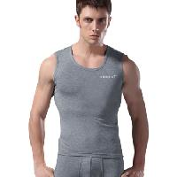 Mens Broad Shoulder Singlet