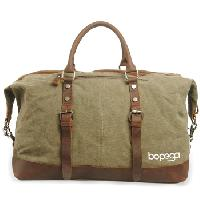 Casual Canvas Duffle Bag