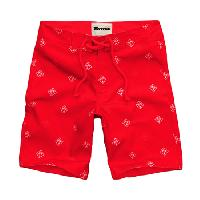 Mens Coconut Pattern Shorts