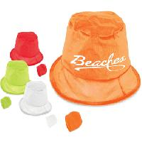 Collapsible Bucket Hat With Pouch